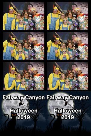 Fairway Cyn Fall 2019