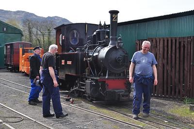 Welsh Highland Heritage April 2010