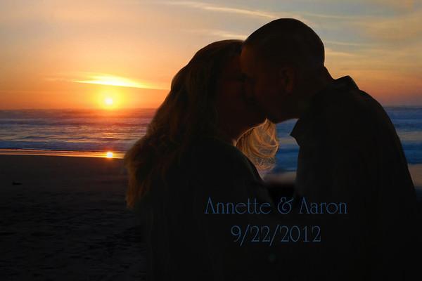 Annette & Aaron