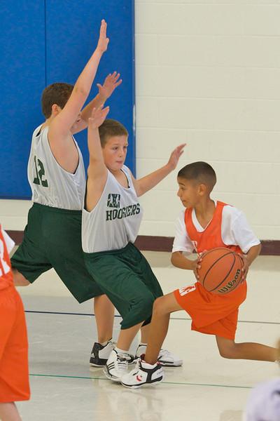 2010 Hoosiers Basketball Gm1