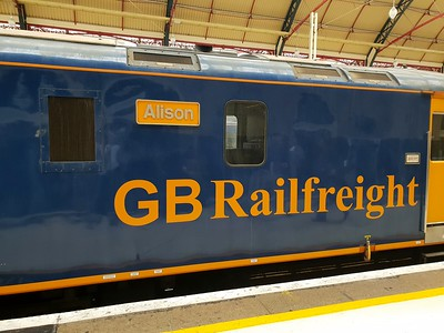 GBRF 'Out of the Ordinary' Railtour   20/09/18