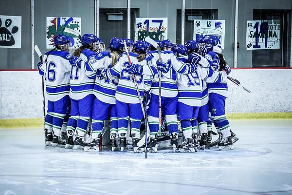 2017-2018 Hockey - Girls