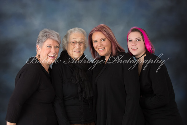 Jean's Four Generations