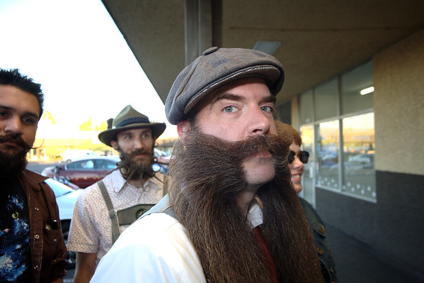 The First Annual Canyon State Facial Hair Championships!