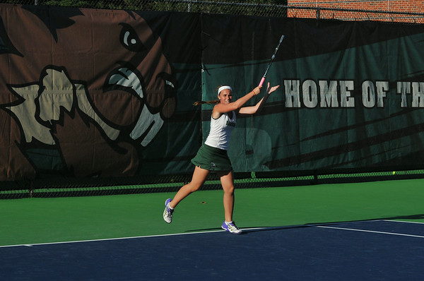 BABSON WOMENS TENNIS V ROGER WILLIAMS  8.29.2014
