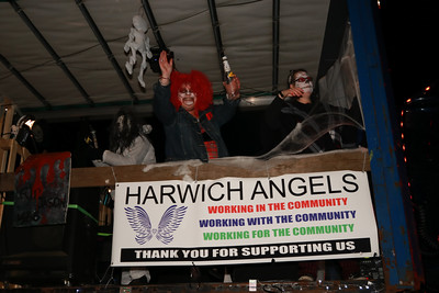 27 OCT 2018 Harwich Guy Carnival
