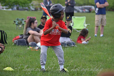 BASEBALL 8U COACH PITCH