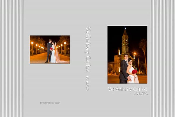 Verónica y Carlos Fotolibro