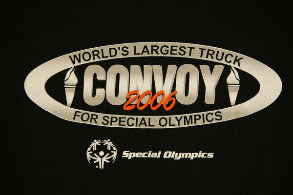 September 16, 2006 - Special Olympics North Carolina