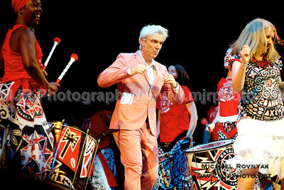 David Byrne presents How Music Works at The Town Hall 06.01.17