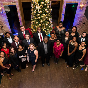 T White Parker Holiday Party