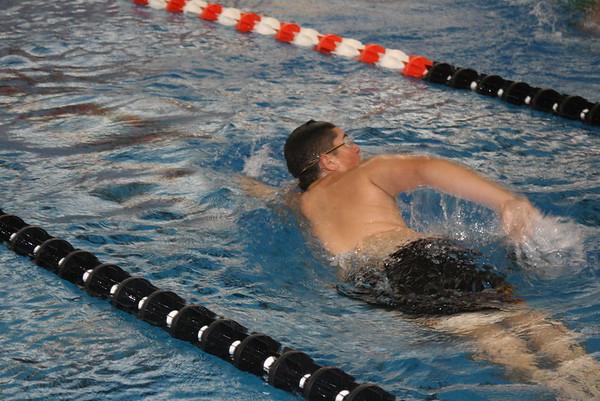Varsity Swimming and Diving vs. Trinity Episcopal