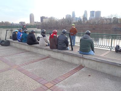 Minneapolis: November 3-9, 2012
