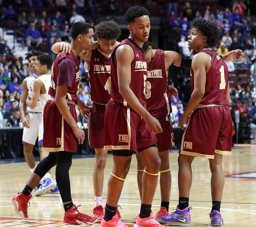 New Britain Boys Basketball 3-17-19