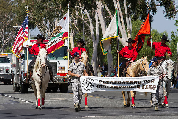 Parade - Norco Horseweek
