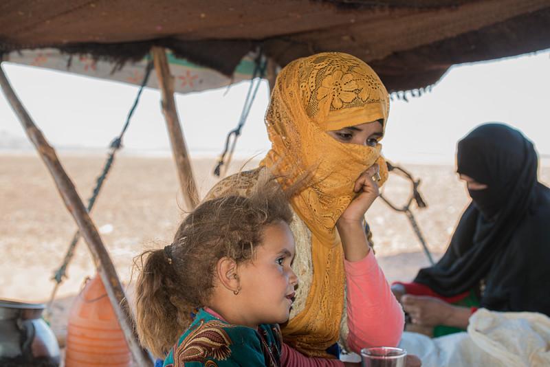 Berber Family