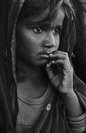 Portraits of Nepal (Black & White)