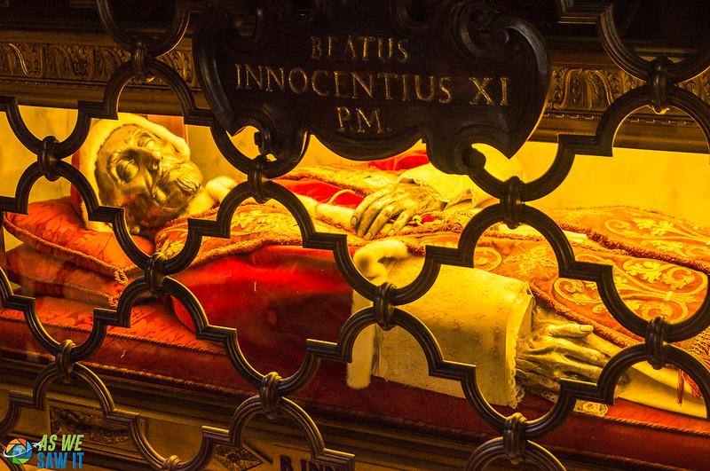 Pope Innocentius 11th