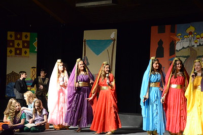 03-21-15 Photos by Angie-St Michael Spring Musical Aladdin