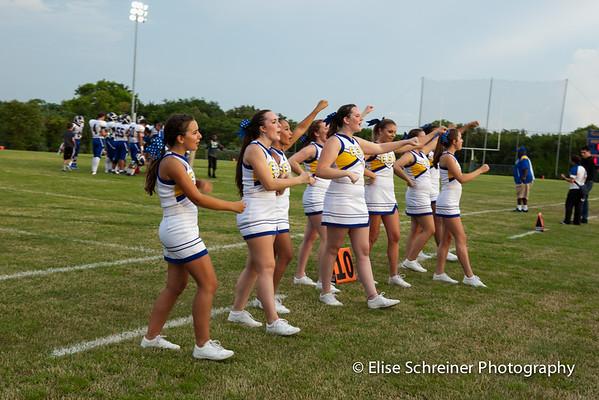 2015 Cheerleading