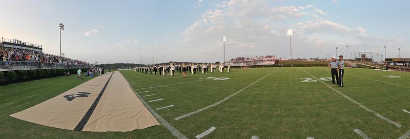 MJHS Band Panorama