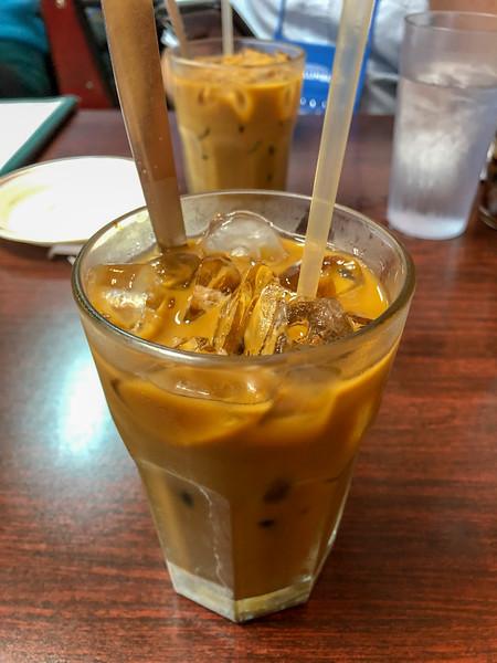 Vietnamese coffee in Columbus