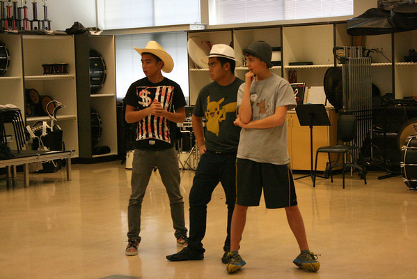 LHS Musicals Guys and Dolls, Annie Get Your Gun, Shrek and the Music Man