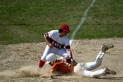 2020-07-19 Mountaineers vs. River Rats Baseball