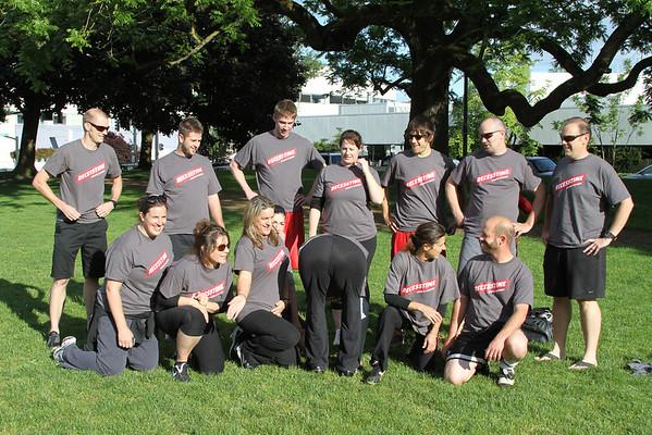 Summer Kickball Monday 2011