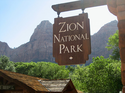 Roadtrip Vacation - Zion and Bryce Canyon