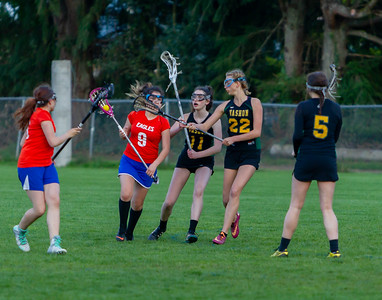Set ten: Vashon Valkyries Lacrosse v Graham-Kapowsin Orange