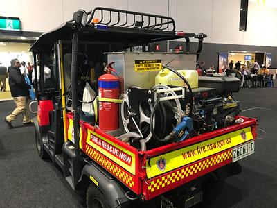 AFAC 2017 Exhibition, ICC Sydney
