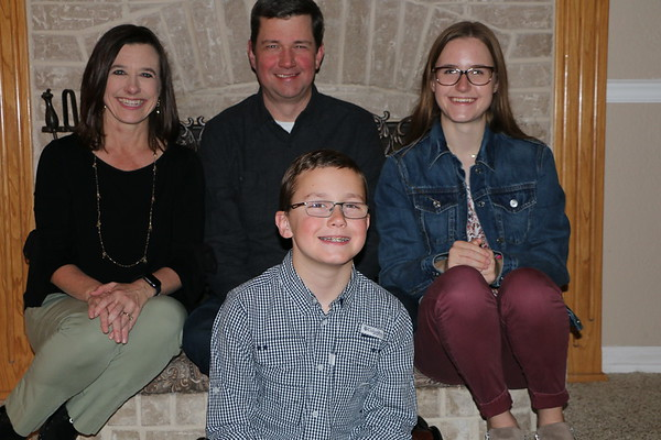 Family Pictures  - November 2018