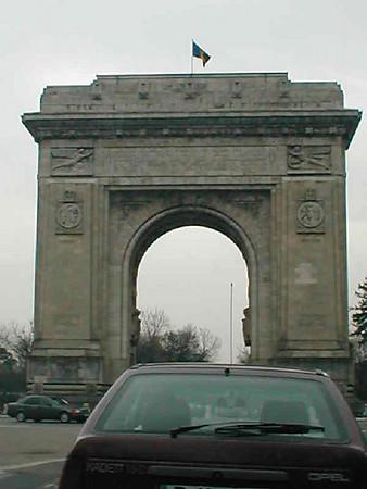 Bucharest - April 2003