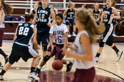 Kellyville B Ball 11-8-12