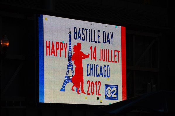 Bastille Day July 2012