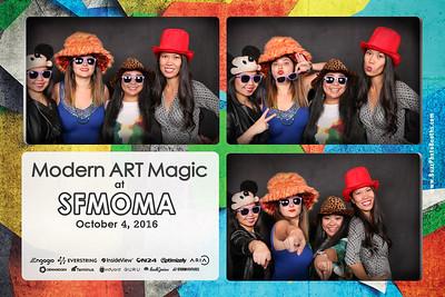 2016 SFMOMA Event