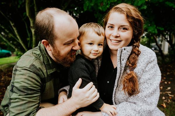 Draper Family, October 21st 2020
