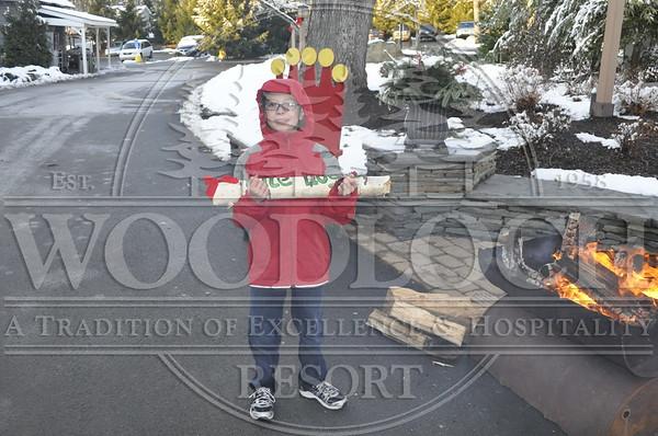 December 8 - Yule Log