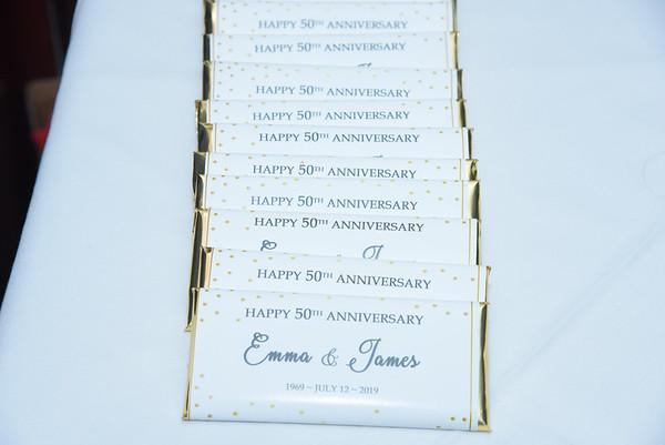 James & Emma Spann's 50Th