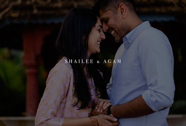 Shailee and Agam | Udaipur 2018