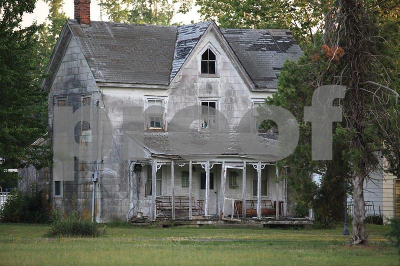 """old farm house, farms, """"rural Maryland"""", Denton"""