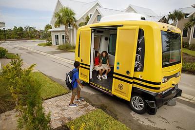 Autonomous Transit