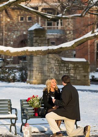 Katie + Zach: Proposal