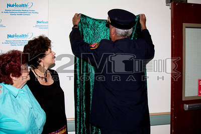 Finkelman Plaque Dedication [9-28-14]