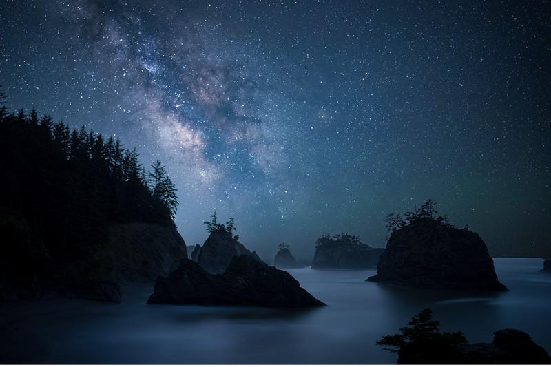 Redwoods and Oregon Coast Trip 2021