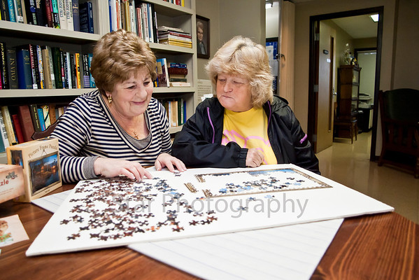 Progress- Senior Citizens Center 01-27-12