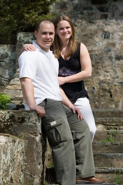 Julie & Tim