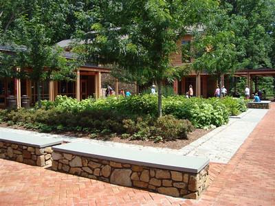 Monticello Visitor Center and Education Center - Charlottesville VA