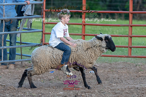 Mutton Busting upload